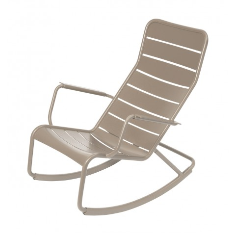 Rocking chair LUXEMBOURG de Fermob-Muscade