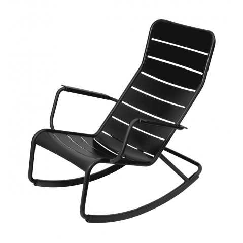 Rocking chair LUXEMBOURG de Fermob-Réglisse