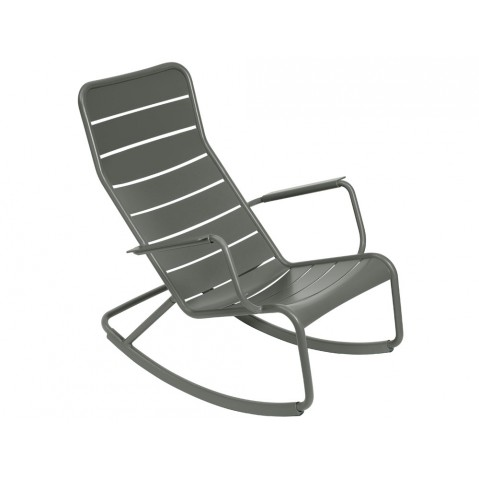 Rocking chair LUXEMBOURG de Fermob-Romarin