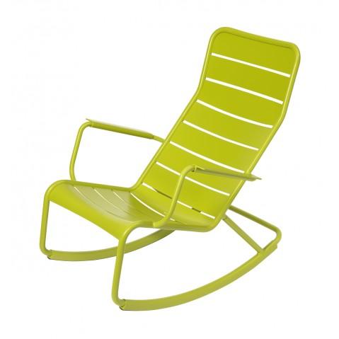 Rocking chair LUXEMBOURG de Fermob-Verveine