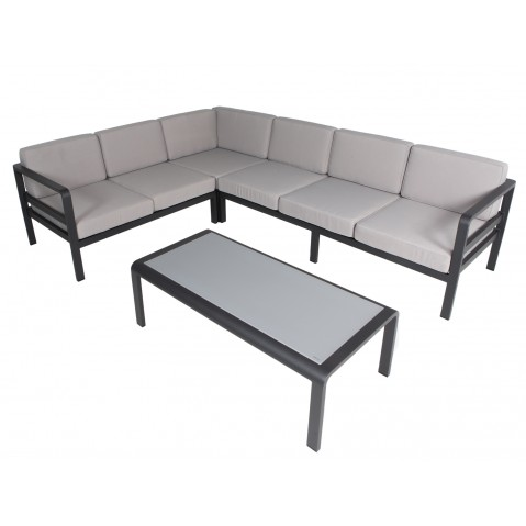 salon d 39 ext rieur modulable edouard i 4 coloris. Black Bedroom Furniture Sets. Home Design Ideas