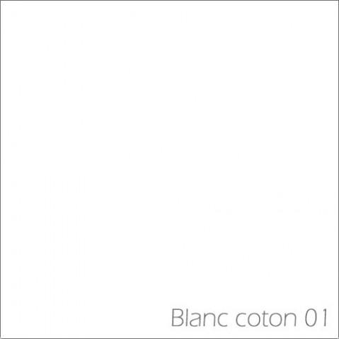 Sets de table BASIC de Fermob, Blanc