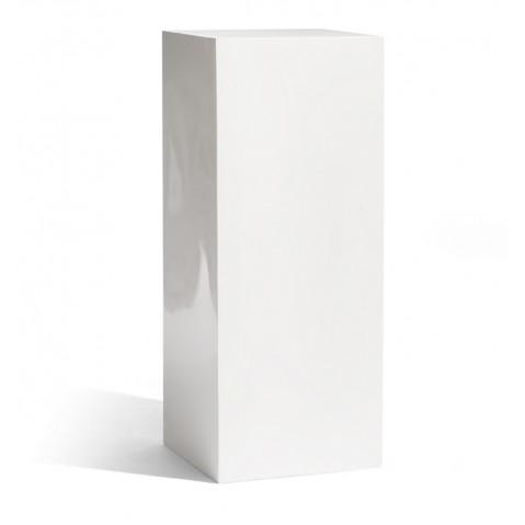 Socle CUBE 100 de Manutti blanc