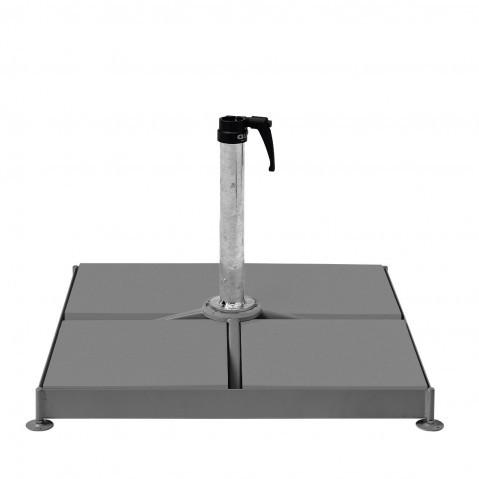 socle en b ton m4 de glatz 120 kg 48 55mm b ton. Black Bedroom Furniture Sets. Home Design Ideas