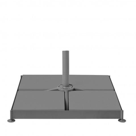 socle en b ton m4 de glatz 120 kg 48 55mm granite. Black Bedroom Furniture Sets. Home Design Ideas