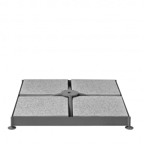 Socle M4 Sombrano en granite de Glatz 120 kg