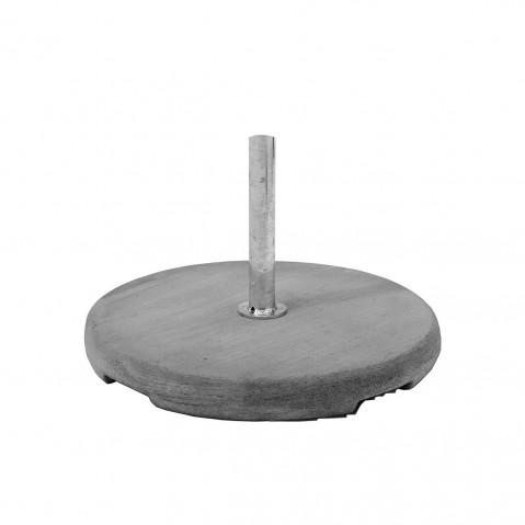 socle p de glatz en b ton 90 kg. Black Bedroom Furniture Sets. Home Design Ideas