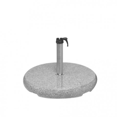 Socle Z en granite naturel de Glatz, 90 kg
