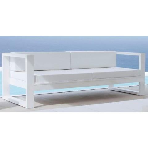 Sofa NA XEMENA de Gandia Blasco, Blanc