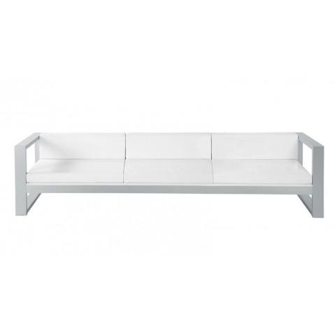 Sofa NA XEMENA XL de Gandia Blasco, Blanc