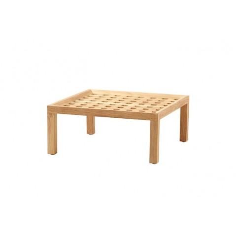 Table basse SQUARE de Cane-line