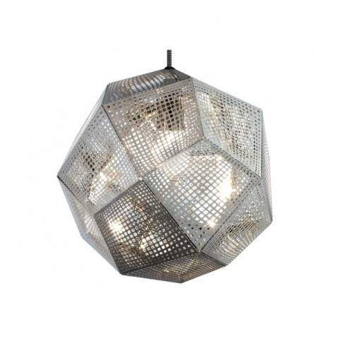 Suspension ETCH de Tom Dixon-Inox