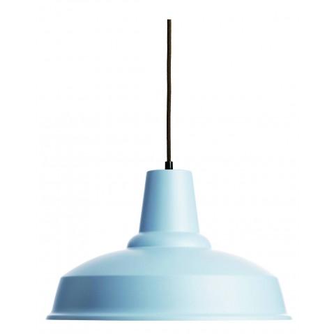 Suspension HERCULES Diamètre 50 ELEANOR HOME, Bleu clair