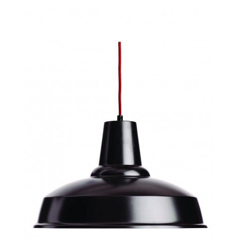 Suspension HERCULES Diamètre 50 ELEANOR HOME, Noir