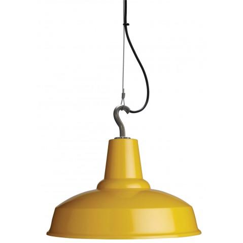 Suspension HOOK d'Eleanor Home jaune