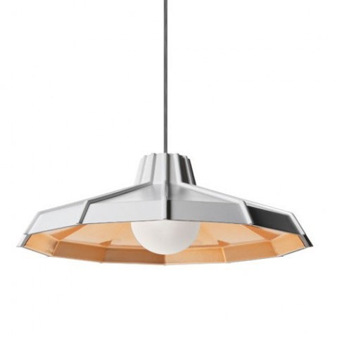 Suspension MYSTERIO de Diesel Foscarini, Blanc