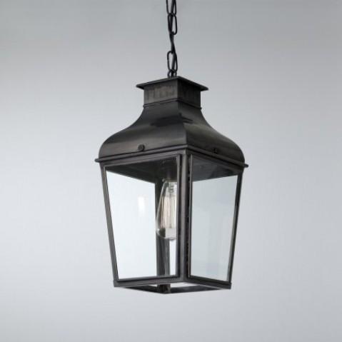 Suspension Nautic MONTROSE SMALL PENDANT bronze antique verre clair