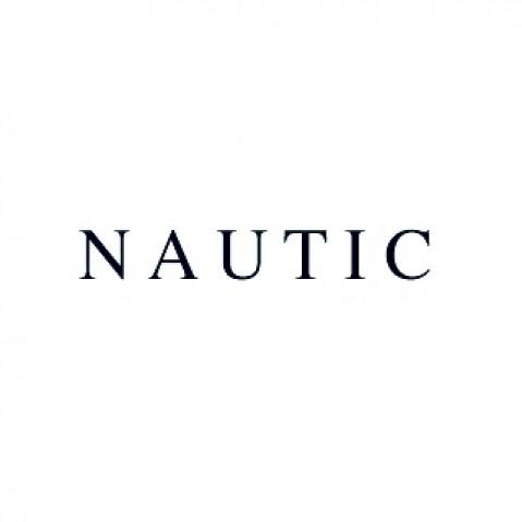 Suspension Nautic PORTREATH bronze nickelé mat verre clair