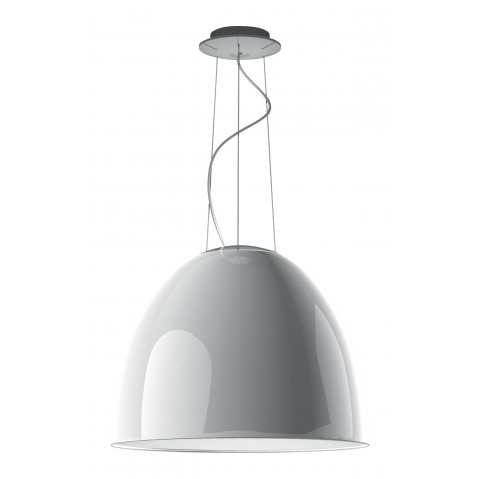 Suspension NUR GLOSS d'Artemide, blanc