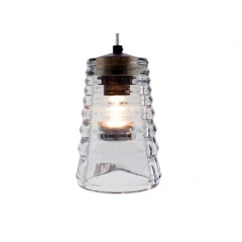 Suspension PRESSED GLASS LIGHT TUBE de Tom Dixon