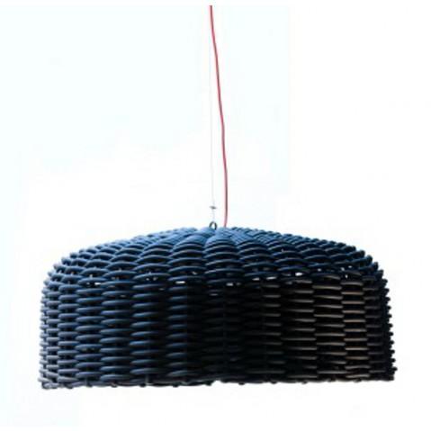 Suspension SWEET 95 de Gervasoni, noir mat