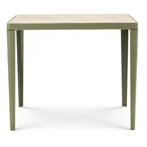 Table carrée LAREN de Ethimo, 90 cm