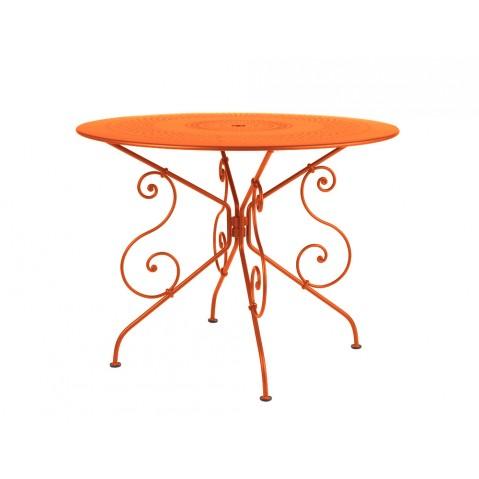Table 1900 de Fermob D.96, Carotte