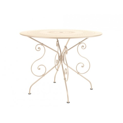 Table 1900 de Fermob D.96, Lin