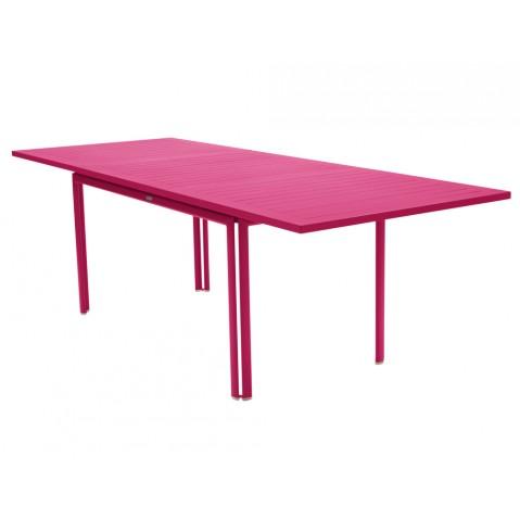 Table à allonge COSTA de Fermob fuchsia
