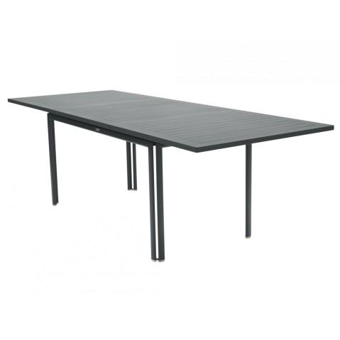 Table à allonge COSTA de Fermob gris orage