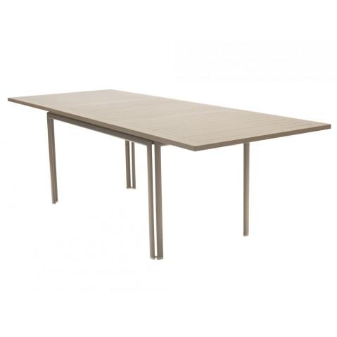 Table à allonge COSTA de Fermob muscade