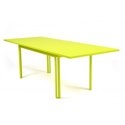 Table à allonge COSTA de Fermob, Verveine