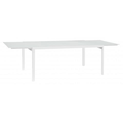 Table à allonge KWADRA de Sifas, 2 tailles, 2 coloris