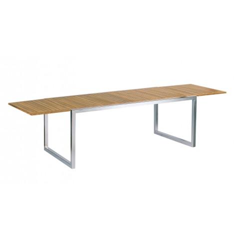 Table à allonge NINIX de Royal Botania, 2 tailles