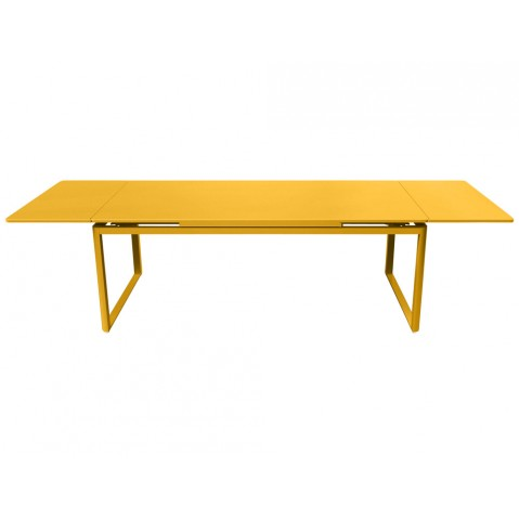 Table à allonges BIARRITZ de Fermob, Miel