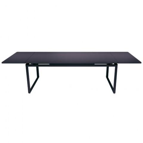 Table à allonges BIARRITZ de Fermob, Prune