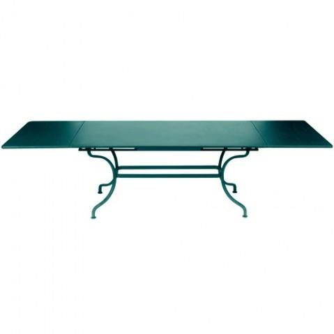Table à allonges ROMANE de Fermob cèdre