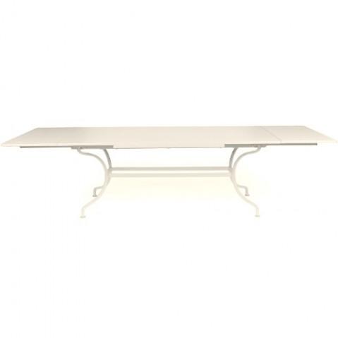 Table à allonges ROMANE de Fermob lin