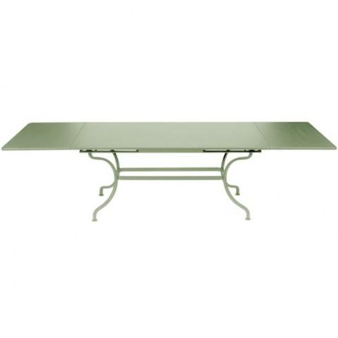 Table à allonges ROMANE de Fermob tilleul