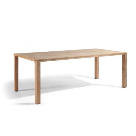 Table à manger LECCO de manutti, 215x105x76
