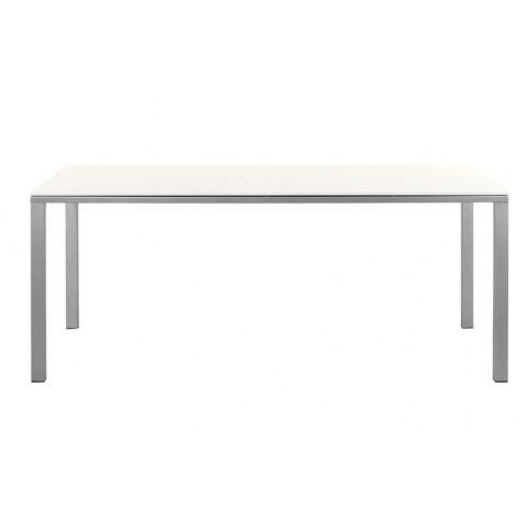 Table à manger MYSTRAL de Tribu, 170x98 cm, Blanc