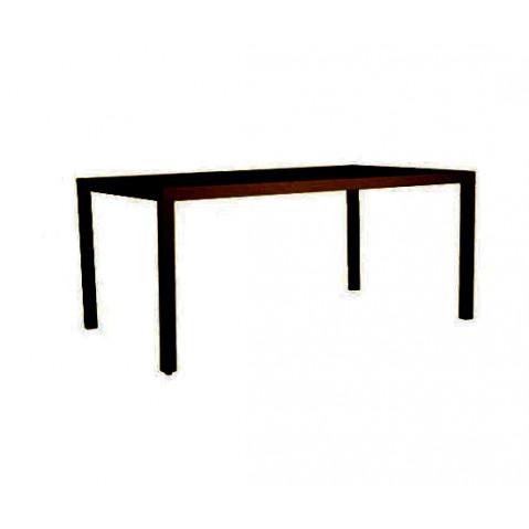 Table à manger PICASS de Tribu, L.170X P.98 XH.75, Marron