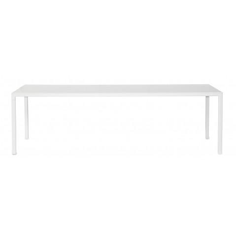 Table à manger T12 de Hay, Blanc, L.200 x P.95 x H.74