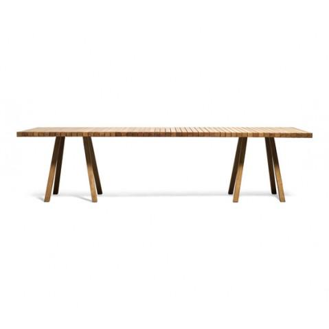 Table à manger VIS A VIS de Tribù, 400x99cm