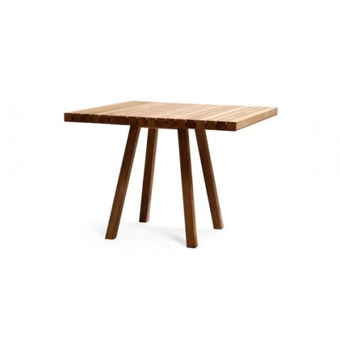 Table à manger VIS A VIS de Tribù, 99X99cm