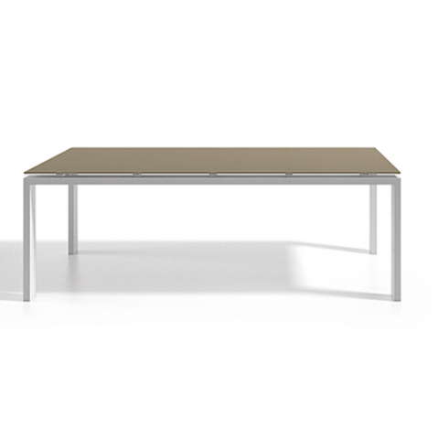 Table à manger WINGS 220x100x75 de Joli, Taupe