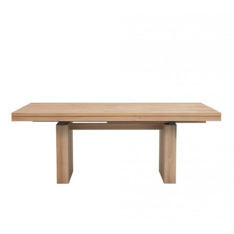Table à rallonge OAK DOUBLE d'Ethnicraft