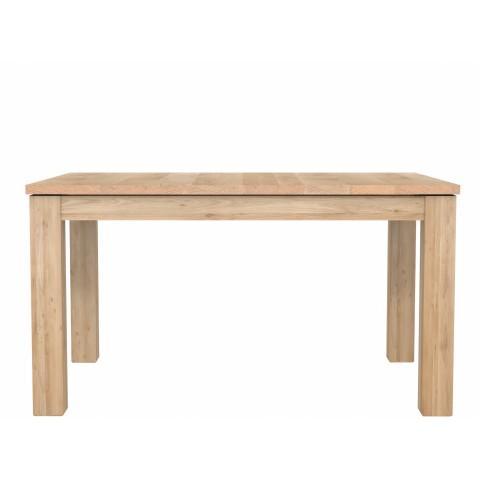 Table à rallonges STRETCH en chêne d'Ethnicraft-L.140/220