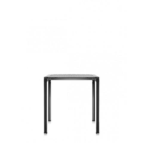 Table AMI AMI de Kartell, Noir-brillant