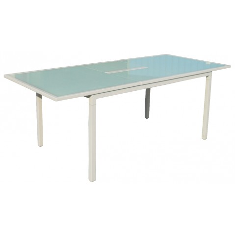 Table anglet et ses 4 chaises